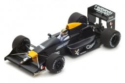 TYRRELL 017 British GP Formula 1 1988 J. Bailey - Spark Models Scale 1:43 (S4863)