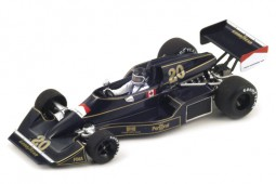WILLIAMS FW05 GP Formula 1 Sudafrica 1976 J. Ickx - Spark Models Escala 1:43 (S4045)