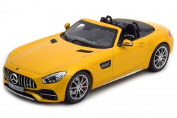 MERCEDES-Benz AMG GT C Roadster 2017 - Norev Scale 1:18 (183451)