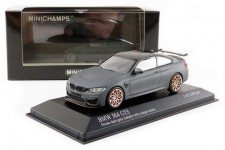 BMW M4 GTS 2016 - Minichamps Escala 1:43 (410025220)