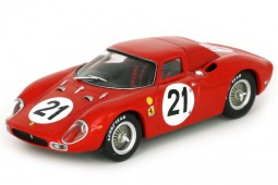 FERRARI 275LM Winner Le Mans 1965 M. Gregory / J. Rindt - Ixo Scale 1:43 (LM1965)