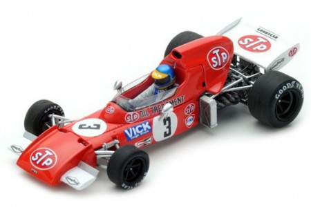 MARCH 721 GP Formula 1 South Africa 1972 R. Peterson - Spark Escala 1:43 (s5365)