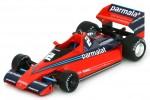 BRABHAM BT46 Alfa Romeo GP Formula 1 Monaco 1978 J. Watson - True Scale Miniatures Scale 1:43 (TSM144303)