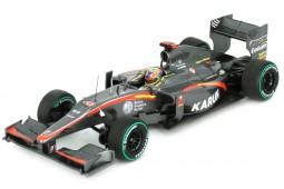 HRT F1-10 GP Formula 1 Monaco 2010 K. Chandhok - Spark Scale 1:43 (s3004)
