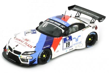 BMW Z4 GT3 24h Nurburgring 2013 A. Farfus / U. Alzen / D. Muller / J. Muller - Spark Escala 1:43 (SG105)