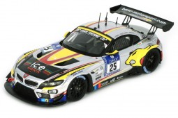 BMW Z4 GT3 Marc VDS Team 24h Nurburgring 2013 M. Martin / A. Piccini / Y. Buurman / R. Goransson - Spark Scale 1:43 (SG078)