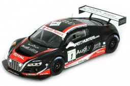 AUDI R8 WRT Team 2nd 24h Spa 2012 S. Ortelli / C. Mies / C. Haase - Spark Scale 1:43 (SP023)