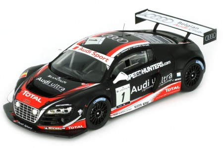 AUDI R8 WRT Team 2nd 24h Spa 2012 S. Ortelli / C. Mies / C. Haase - Spark Escala 1:43 (SP023)