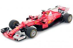 FERRARI SF70H Ganador GP Formula 1 Australia 2017 S. Vettel - LookSmart Escala 1:18 (LS18F107)