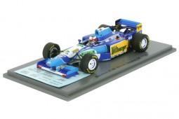 BENETTON B195 Campeon del Mundo F1 1995 GP Monaco M. Schumacher - Spark Escala 1:43 (S4775)