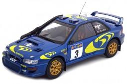 SUBARU Impreza S3 Winner Rally Safari 1997 C. McRae / N. Grist - AutoArt Scale 1:18 (89792)