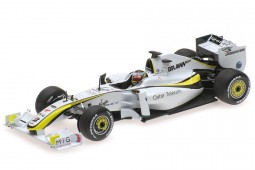 BRAWN GP BGP001 World Champion Formula 1 2009 J. Button - Minicahmps Scale 1:43 (436090022)