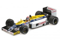 WILLIAMS Honda FW11 Formula 1 1986 N. Piquet - Minichamps Escala 1:18 (117860006)