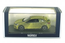 RENAULT Megane R.S. Test Version Monaco 2017 - Norev Escala 1:43 (517727)