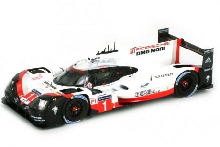 PORSCHE 919 Hybrid 24h Le Mans 2017 N. Jani / N. Tandy / A. Lotterer - Spark Escala 1:43 (S5801)