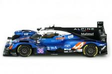ALPINE A470 24h Le Mans 2017 R. Dumas / G. Menezes / M. Rao - Spark Escala 1:43 (S5822)