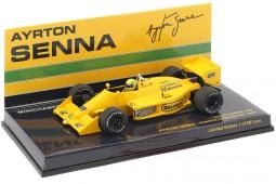 LOTUS 99T Winner GP Formula 1 Monaco 1987 A. Senna - Minichamps Scale 1:43 (540874392)