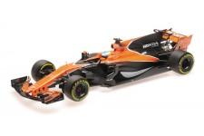 McLaren Honda MCL32 GP Formula 1 China Fernando Alonso - Minichamps Escala 1:18 (537171814)