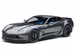 CHEVROLET Corvette C7 Grand Sport 2017 - AutoArt Scale 1:18 (71272)