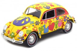 VOLKSWAGEN Beetle Hippie 1967 - Greenlight Escala 1:18 (13509)