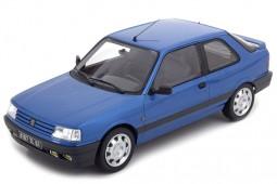 PEUGEOT 309 GTi 16V 1991 - Norev Escala 1:18 (184881)