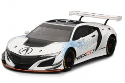 ACURA NSX GT3 Presentation Car New York Auto Show 2016 - Top Speed Scale 1:18 (TS0081)