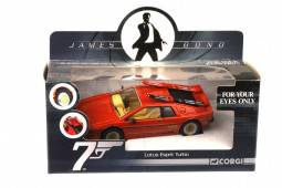 "LOTUS ESPRIT Turbo - James Bond 007 ""For your eyes only"" - 1981"