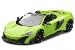 McLaren 675 LT Spider 2016 - Top Speed Scale 1:18 (TS0069)