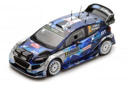 FORD Fiesta WRC M-Sport Rally Monte Carlo 2017 O. Tanak / M. Jarveola - Spark Scale 1:43 (S5161)