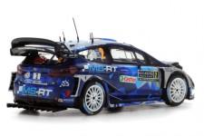 FORD Fiesta WRC M-Sport Rally Monte Carlo 2017 O. Tanak / M. Jarveola - Spark Escala 1:43 (S5161)