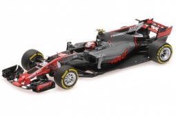 HAAS VF-17 Formula 1 GP Spain 2017 R. Grosjean - Minichamps Scale 1:43 (417170020)