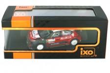 CITROEN C3 WRC Rally Sardegna 2017 A. Mikkelsen / A. Synnevaag - Ixo Models Escala 1:43 (RAM640)