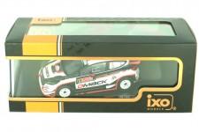FORD Fiesta WRC Rally Monte Portugal 2017 E. Evans / D. Barrit - Ixo Models Escala 1:43 (RAM643)