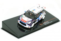 CITROEN DS3 R5 Rally du Condroz 2016 C. Breen / M. Scott - Ixo Scale 1:43 (RAM652)