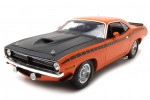 PLYMOUTH Barracuda AAR Coupe 1970 - ACME Scale 1:18 (A1806106)