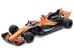 McLaren MCL32 GP Formula 1 Australia 2017 Fernando Alonso - Spark Scale 1:18 (18S306)