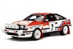TOYOTA Celica GT-4 (ST165) Ganador Rally Monte Carlo 1991 C. Sainz - Otto Escala 1:18 (OT239)