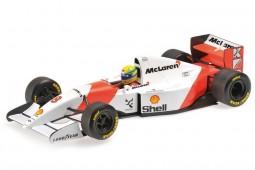 McLaren Ford V8 MP4-8 Formula 1 1993 Ayrton Senna - Minichamps Escala 1:18 (540931808)