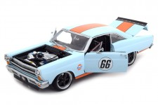 FORD Fairlane No.66 Gulf 1966 - GMP Escala 1:18 (18858)
