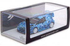 FORD Fiesta WRC Test Car Rally Monte Carlo 2017 - Spark Escala 1:43 (S5157)