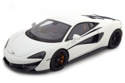 McLaren 570S 2016 Blanco - AutoArt Escala 1:18 (76041)