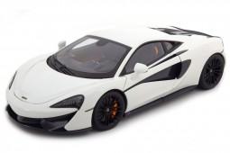 McLaren 570S 2016 White - AutoArt Scale 1:18 (76041)