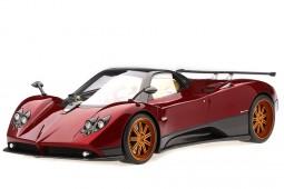 PAGANI Zonda F 2005  Rosso Dubai - Top Speed Scale 1:18 (TS0098)