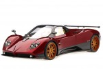 PAGANI Zonda F 2005  Rosso Dubai - Top Speed Escala 1:18 (TS0098)