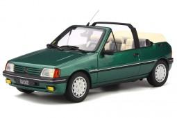PEUGEOT 205 Cabriolet Roland Garros 1989 - Otto Mobile Escala 1:18 (OT733)