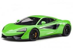 McLaren 570S 2016 Verde Mantis - AutoArt Escala 1:18 (76042)