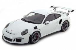 PORSCHE 911 (991) GT3 RS 2016 White - AutoArt Scale 1:18 (78166)