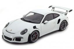 PORSCHE 911 (991) GT3 RS 2016 White - AutoArt Scale 1:18 (78166)