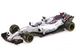 WILLIAMS FW40 Martini GP Australia F1 Felipe Massa - Minichamps Escala 1:18 (117170019)