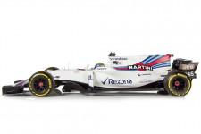 WILLIAMS FW40 Martini GP Australia F1 2017 Felipe Massa - Minichamps Escala 1:18 (117170019)
